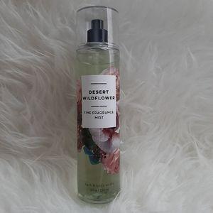 Bath & Body Works Desert Wildflower Fragrance NEW